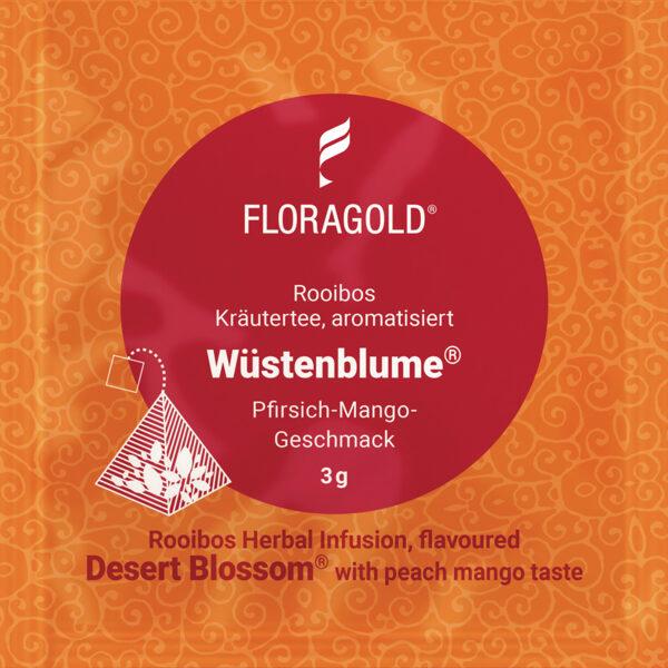 Desert Blossom (Pyramid tea bag)