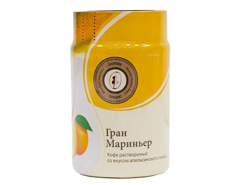 Гран Мариньер (Grand Marnier instant coffee)