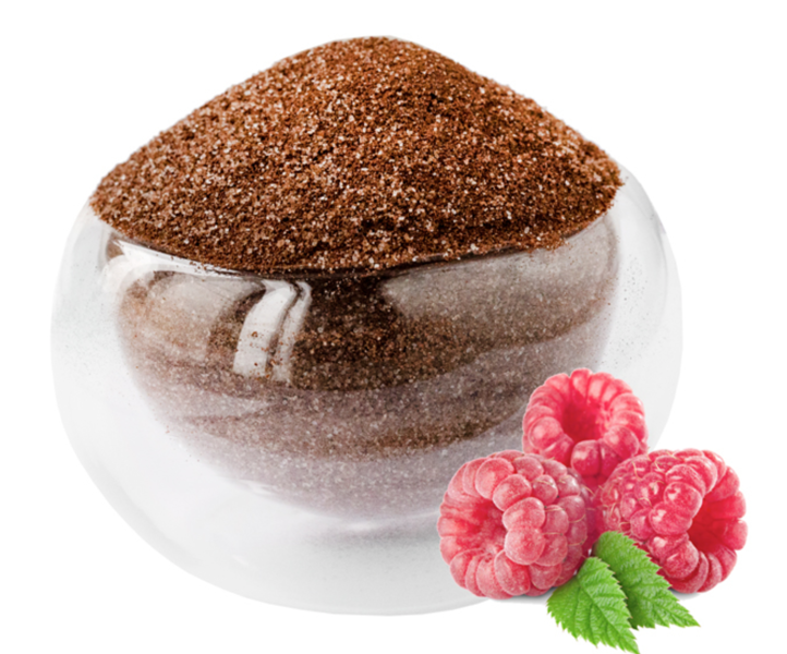 Cocoa Raspberry Suffle